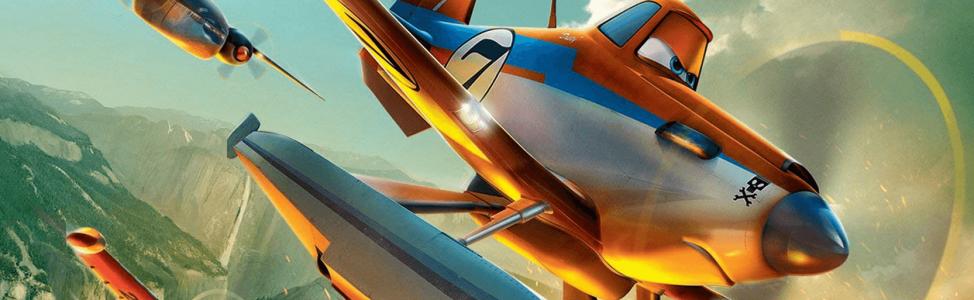 Premier teaser pour «Planes: Fire and Rescue»