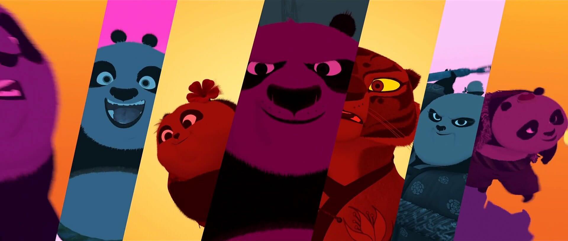 Critique Cinéma Kung Fu Panda 3