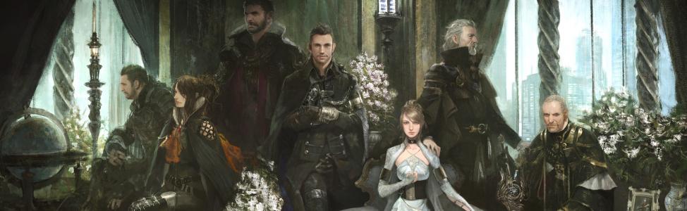 «Final Fantasy XV» s'anime en 2D et en 3D !