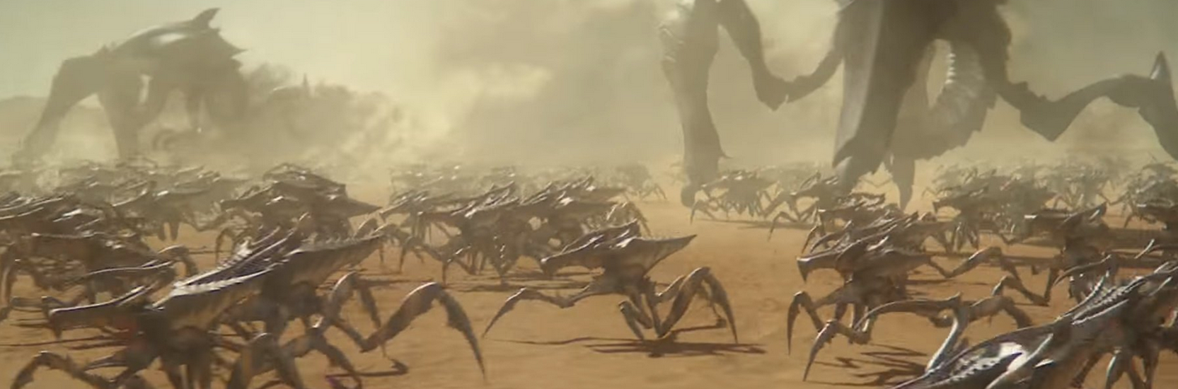 Surprise ! Un trailer pour «Starship Troopers : Traitor of Mars» !