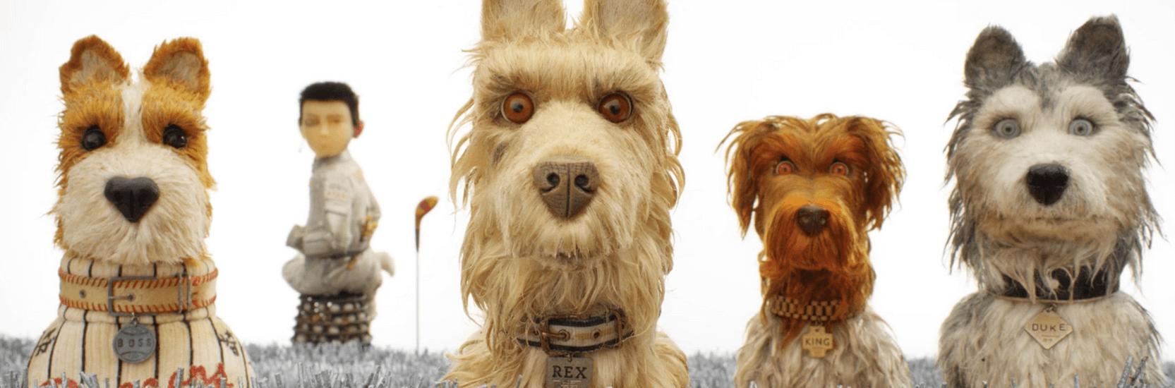 Une bande-annonce pour «Isle of Dogs» le nouveau Wes Anderson