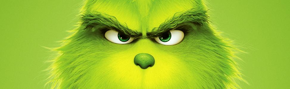 5 noms pour vous convaincre d'aller voir «Le Grinch» !