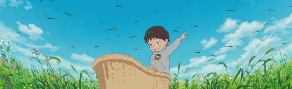 «Mirai no Mirai» : un premier teaser pour le nouveau Hosoda
