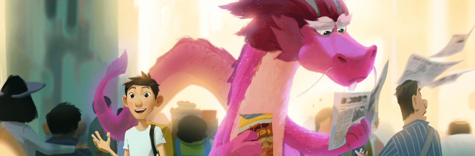 Work in progress – Wish Dragon : un Aladdin moderne en Chine