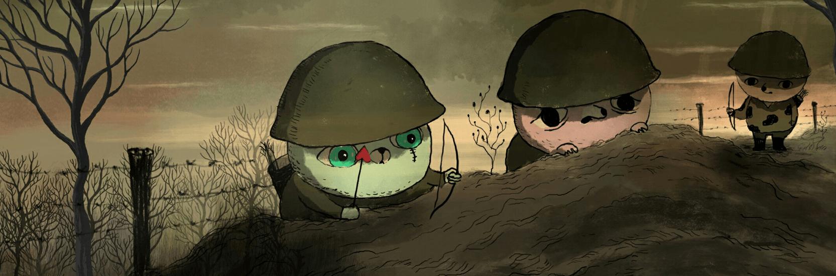 Cartoon Movie 2018 – Unicorn Wars