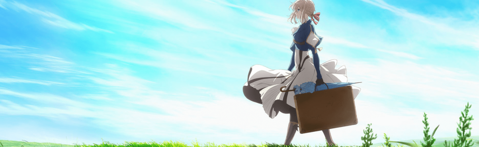 Critique – Violet Evergarden