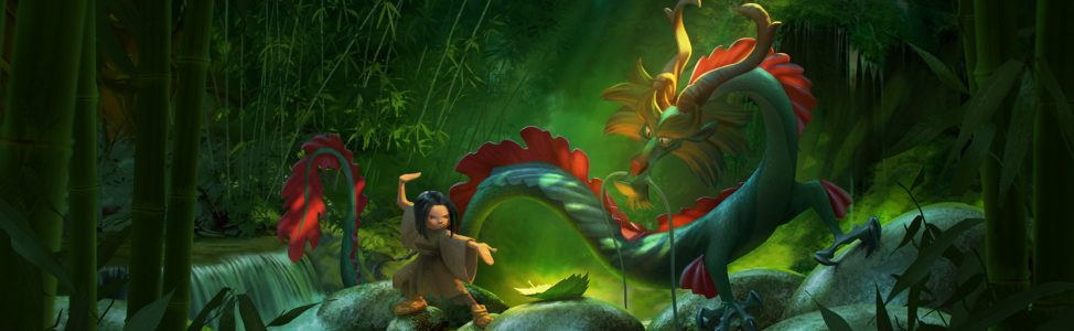 Cartoon Movie 2018 – Dragonkeeper