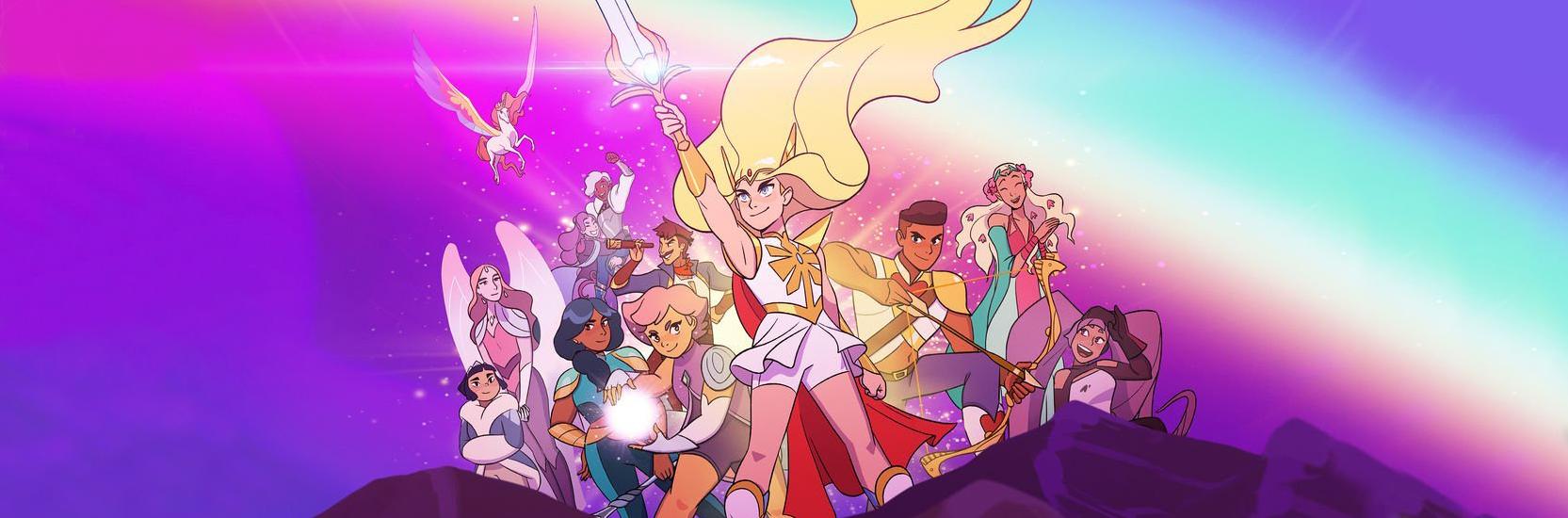Critique – She-Ra et les princesses aux pouvoirs