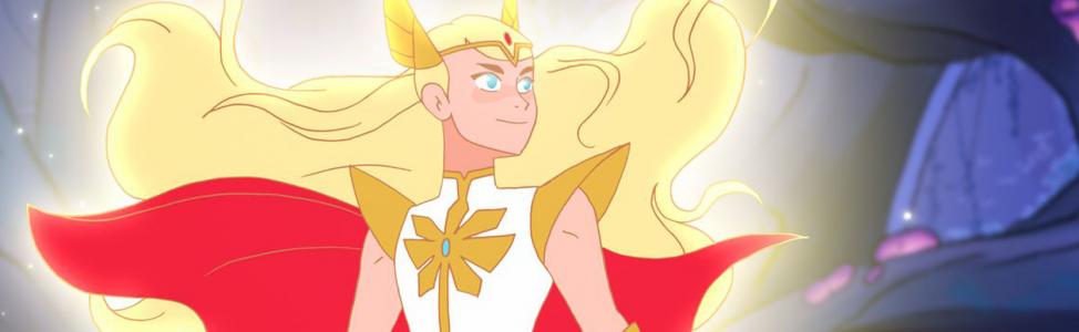 She-Ra Princesse du Pouvoir, le reboot chez Netflix !