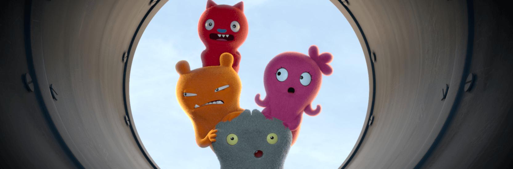 On avait oublié : «UglyDolls» arrive en long métrage en 2019