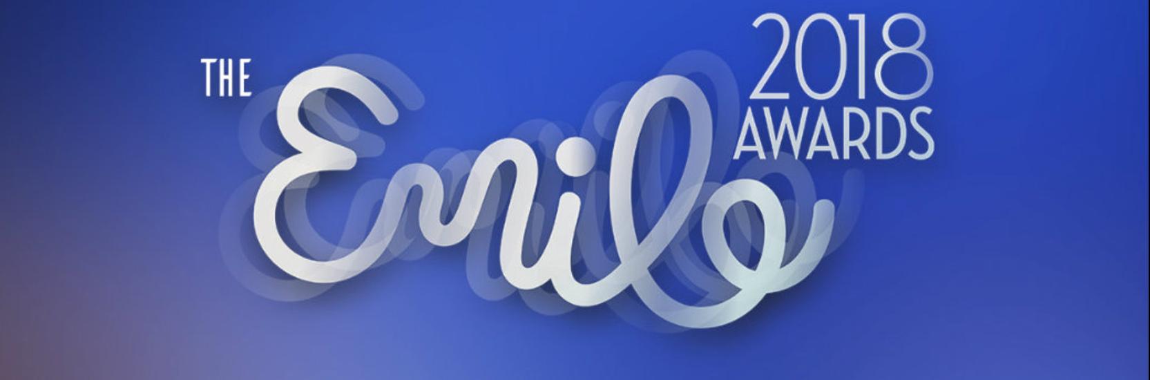 Découvrez les lauréats des Emile Awards 2018 !