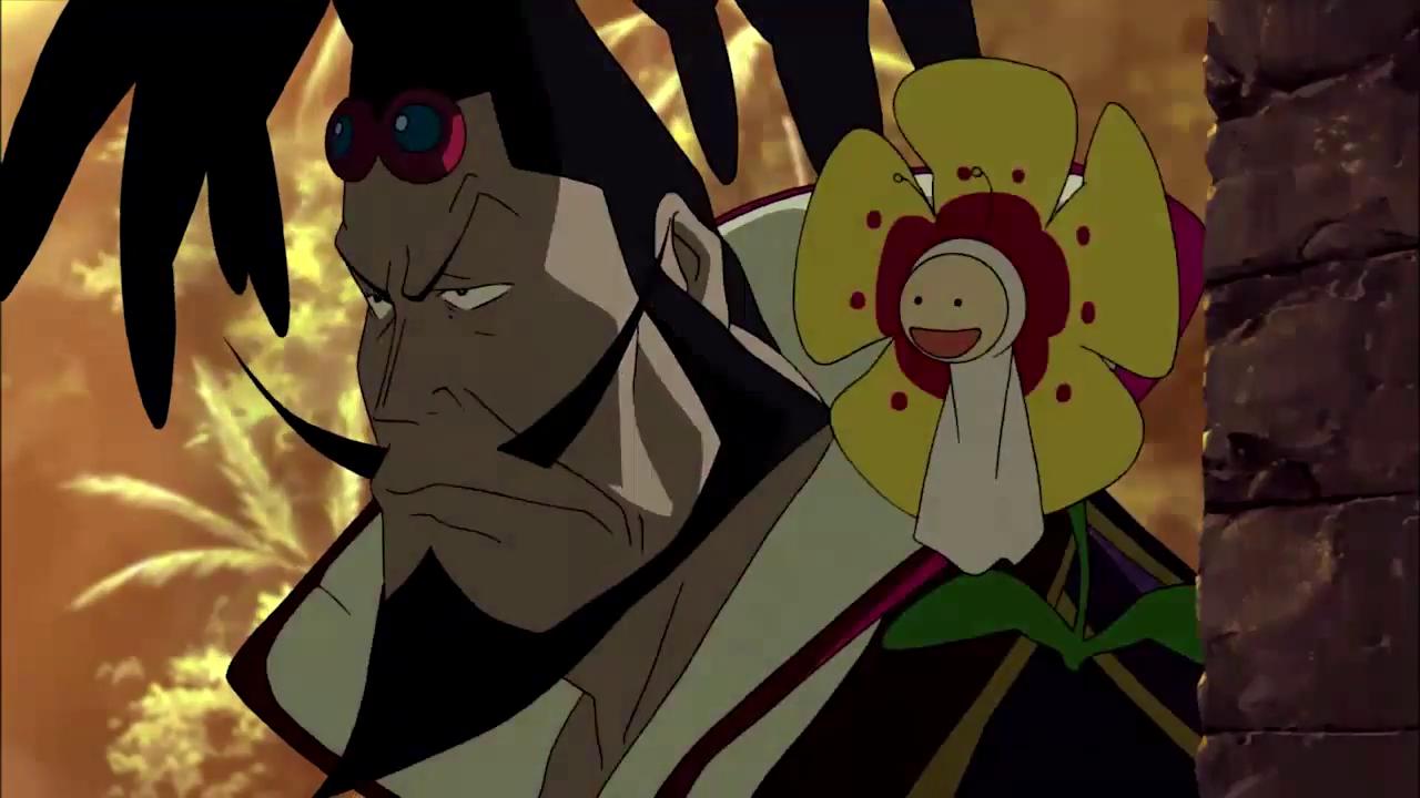 One Piece : Le baron Omatsuri et l'île secrète