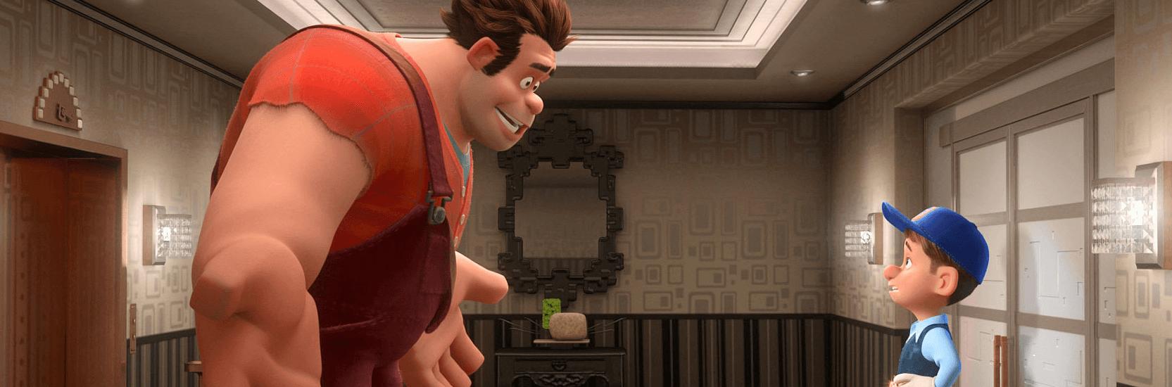 """Qu'est ce-ce que """"Wreck-It Ralph"""", le Disney de 2012 ?"""