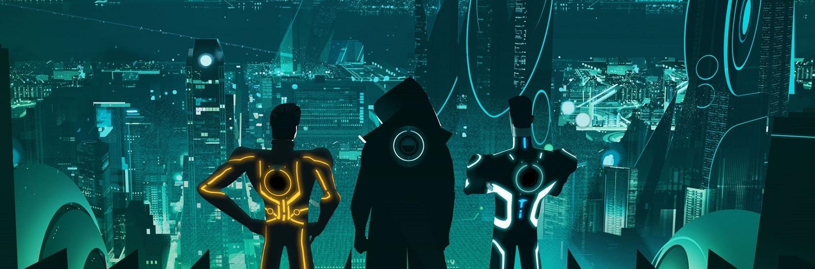 Disney contre-attaque sur le petit écran partie 1 : « Tron Uprising »