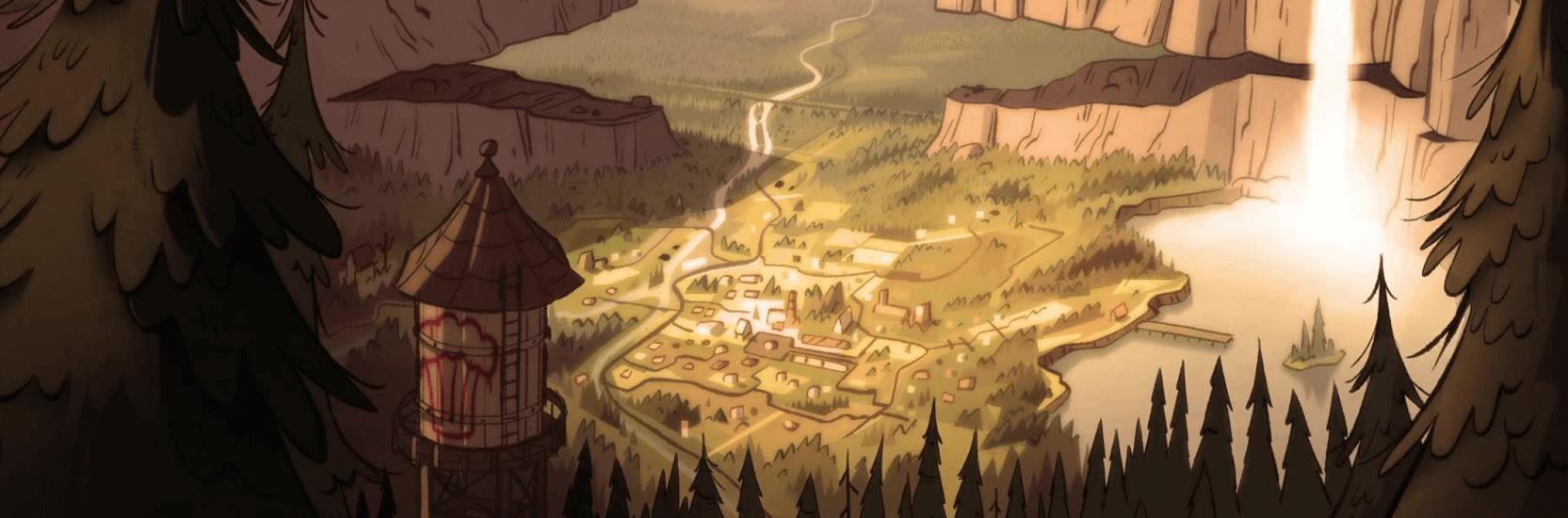 Disney contre-attaque sur le petit écran partie 3 : « Gravity Falls ».