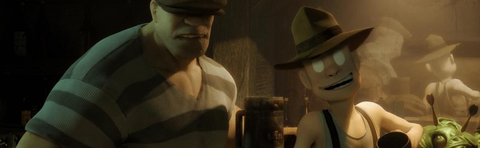 Le Goon animé de David Fincher se rabat sur kickstarter.