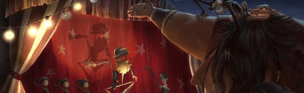 Enfin ! Le «Pinocchio» de Guillermo Del Toro officiellement annoncé !