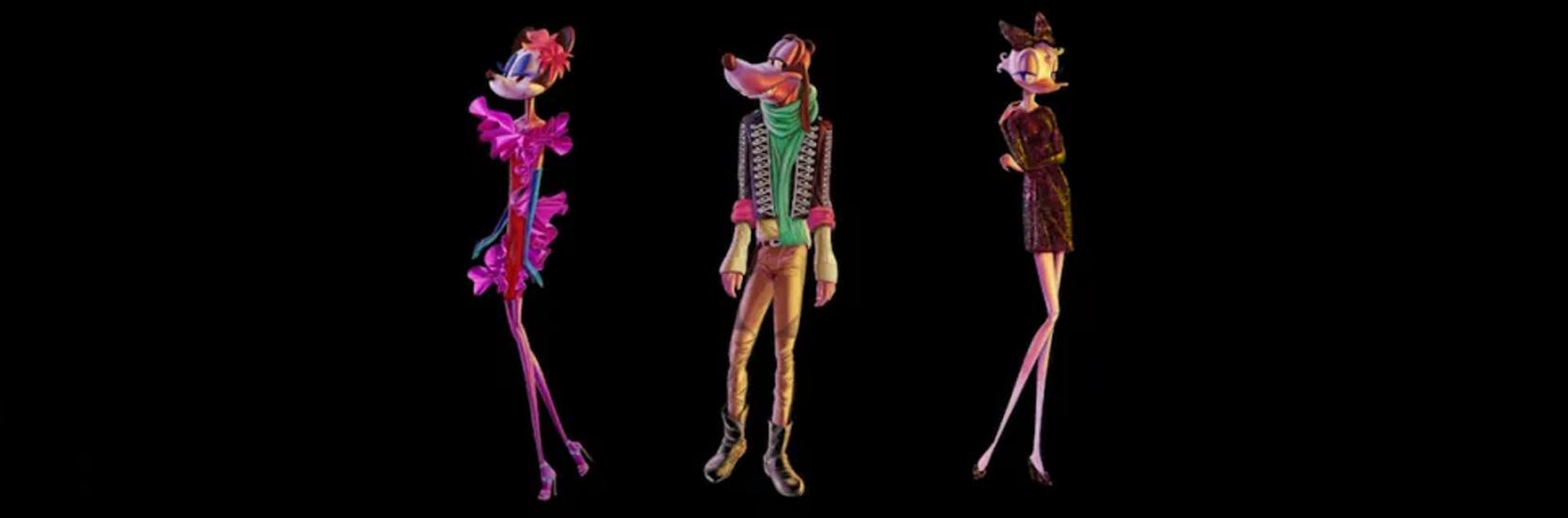 Disney, Barneys, Minnie et l'anorexie