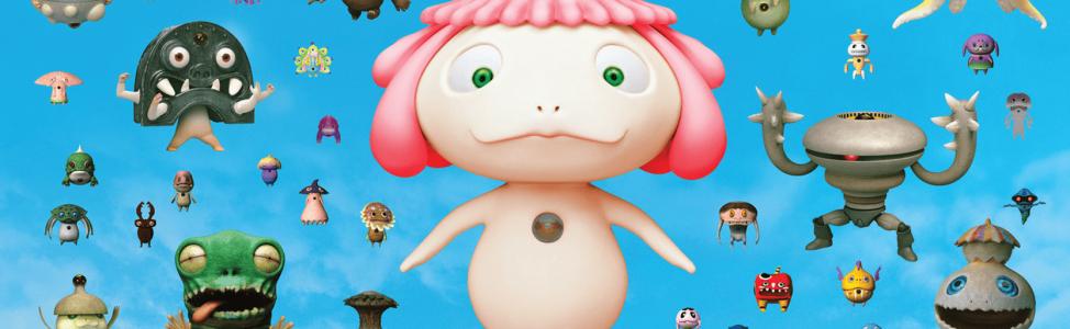 """Jellyfish Eyes"", premier long-métrage hybride de Takeshi Murakami"
