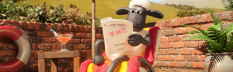 Shaun le Mouton revient dans un long-métrage !