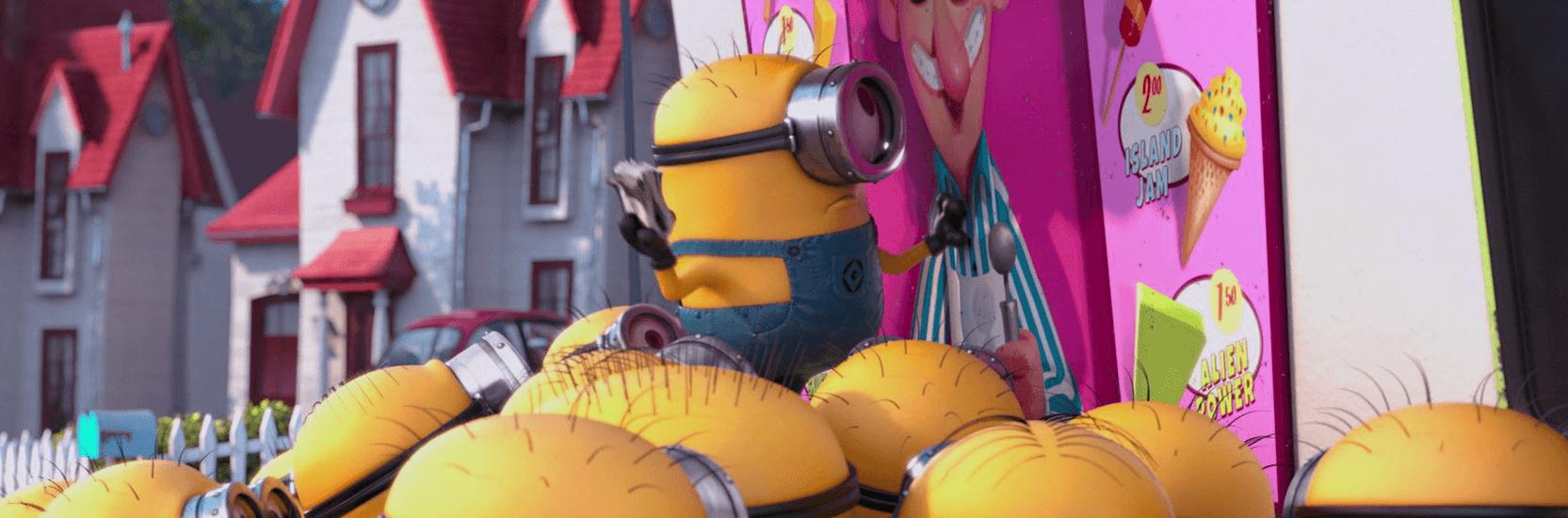 Quelques informations sur le futur film des Minions !