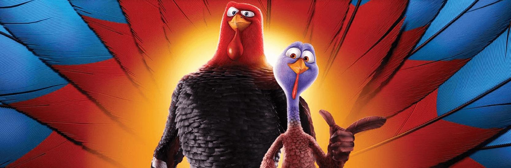 Première bande-annonce pour «Free Birds» !