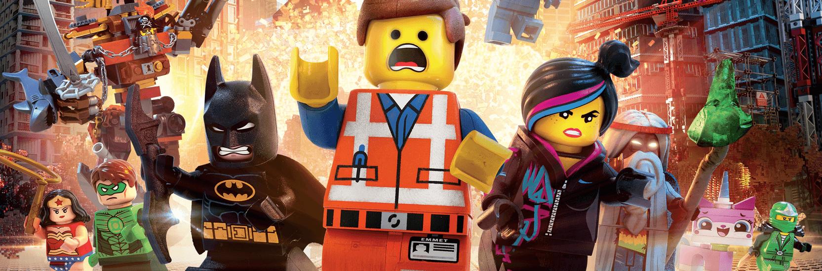 Première affiche et bande-annonce pour «La Grande Aventure Lego» !