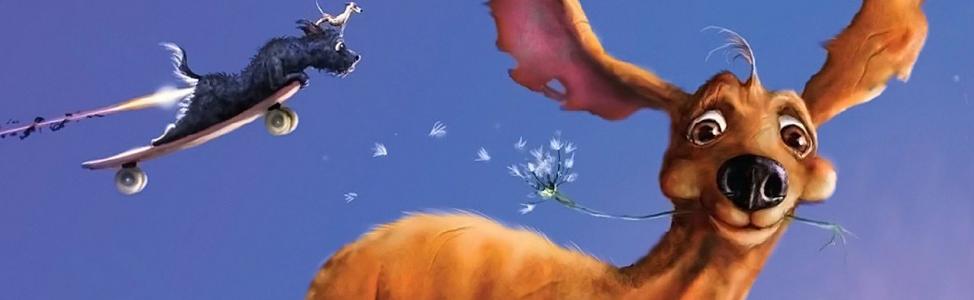 Une nouvelle histoire de chiens chez DreamWorks