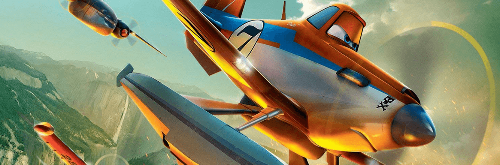 "Premier teaser pour ""Planes: Fire and Rescue"""