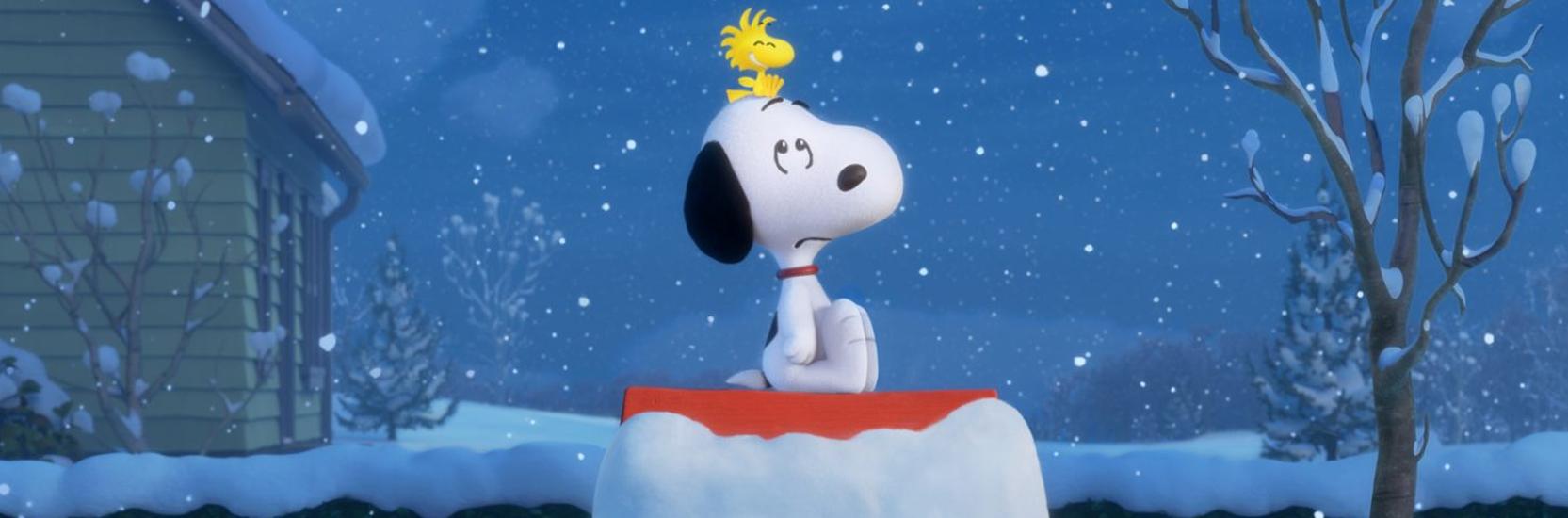 Peanuts : Blue Sky dévoile son Snoopy !