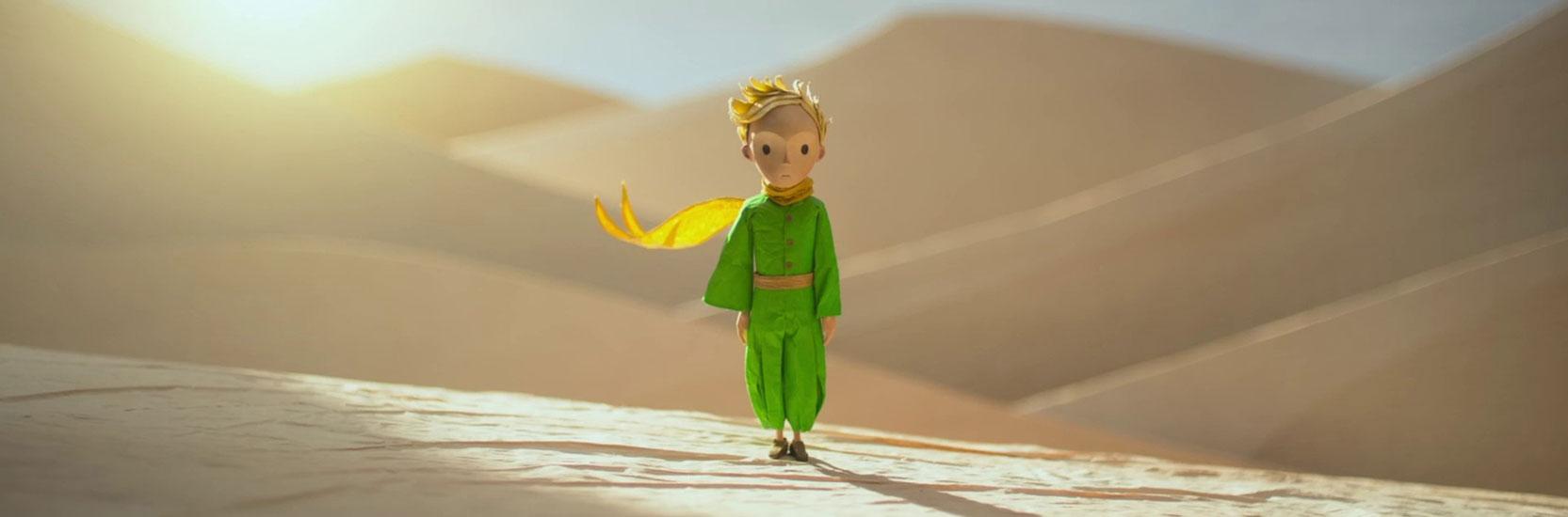 """Bande-annonce française et affiches japonaises pour """"Le Petit Prince"""" !"""
