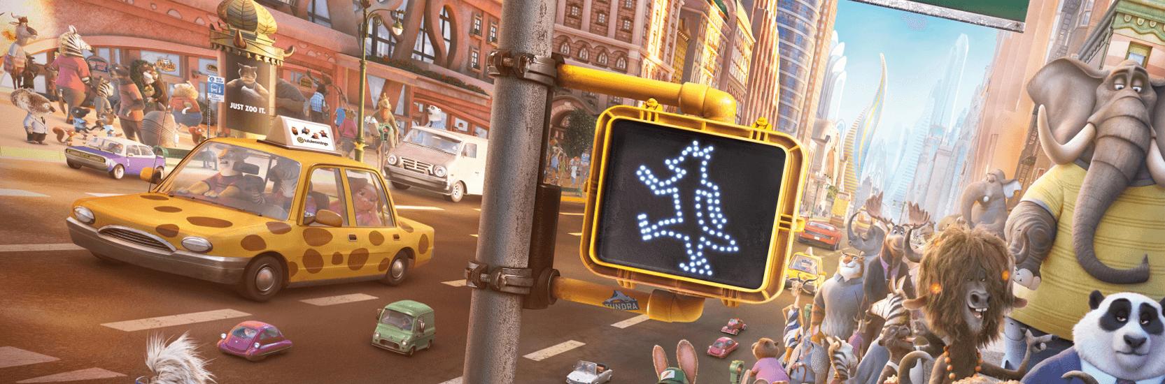 «Zootopie» : nouvelle bande-annonce pour clôturer 2015 !