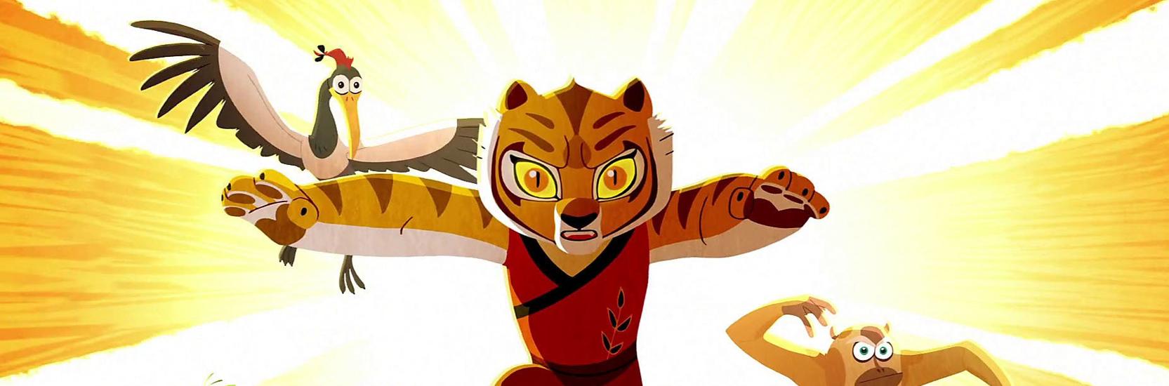 """""""Kung Fu Panda : Les secrets du Rouleau"""" est disponible gratuitement !"""