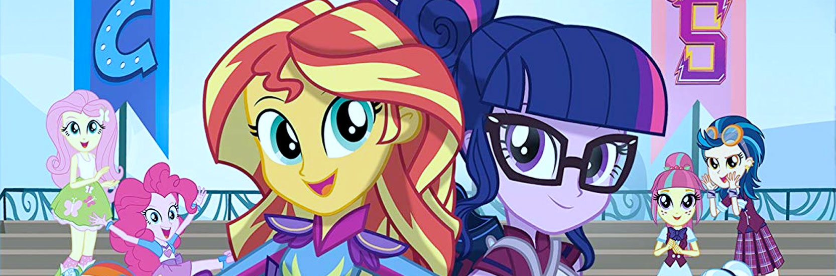 Critique – My Little Pony : Equestria Girls – Friendship Games