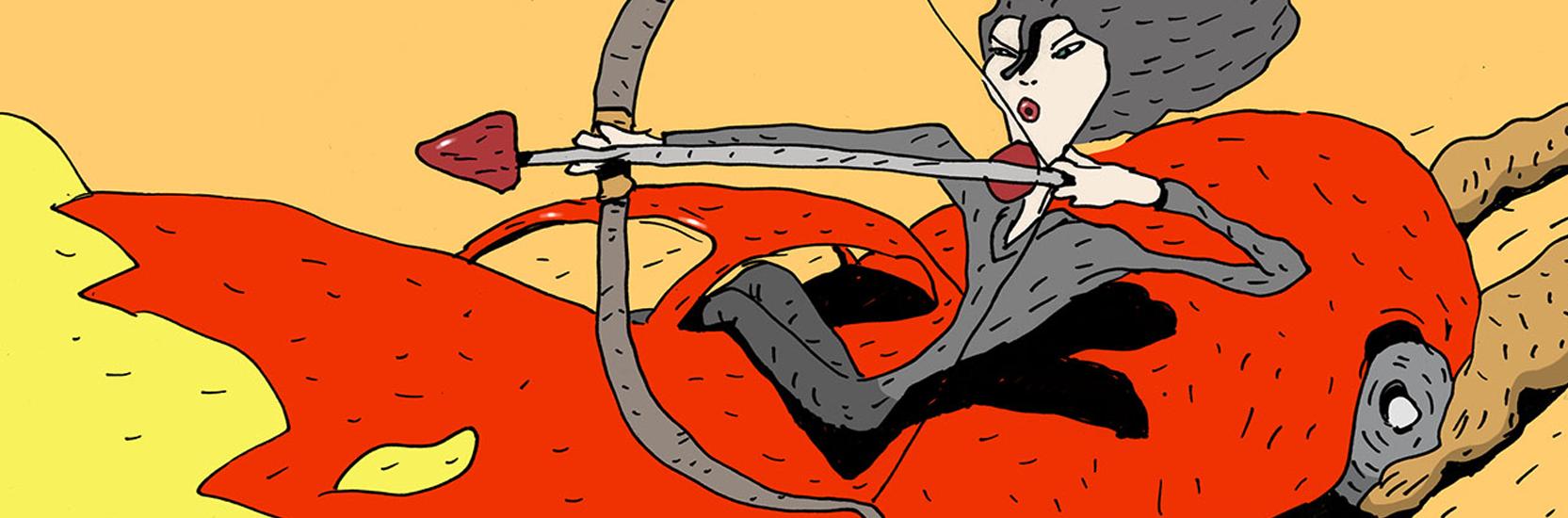 Critique – La Vengeresse de Jim Lujan & Bill Plympton a détruit L'Étrange Festival XXII !