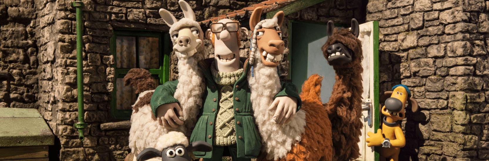 Critique – Shaun le mouton : Les lamas du fermier