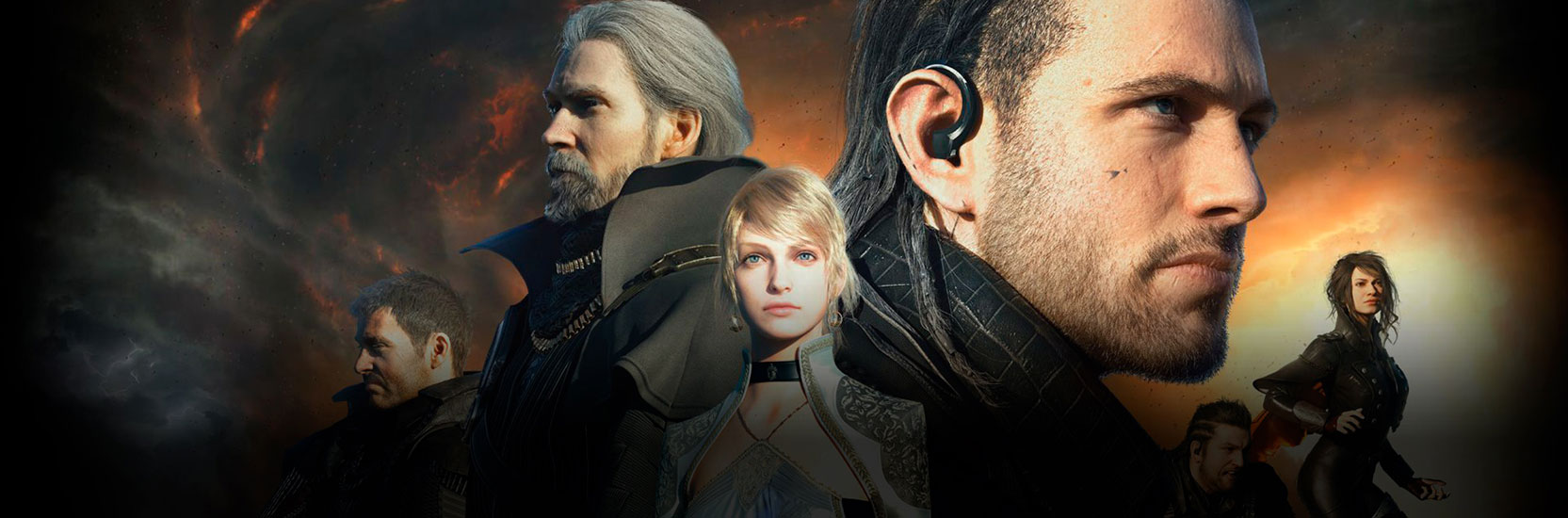 Critique – Kingsglaive : Final Fantasy XV