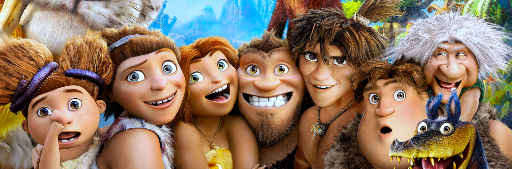 "DreamWorks Animation annule ""Les Croods 2""."