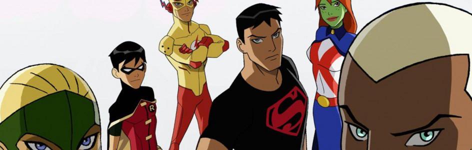"""Un retour pour la série """"Young Justice""""."""