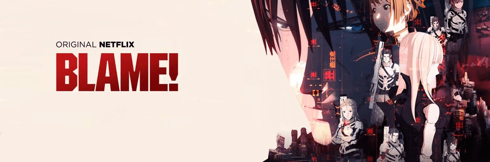 """""""Godzilla"""", """"BLAME!"""" de Polygon Pictures seront sur Netflix"""
