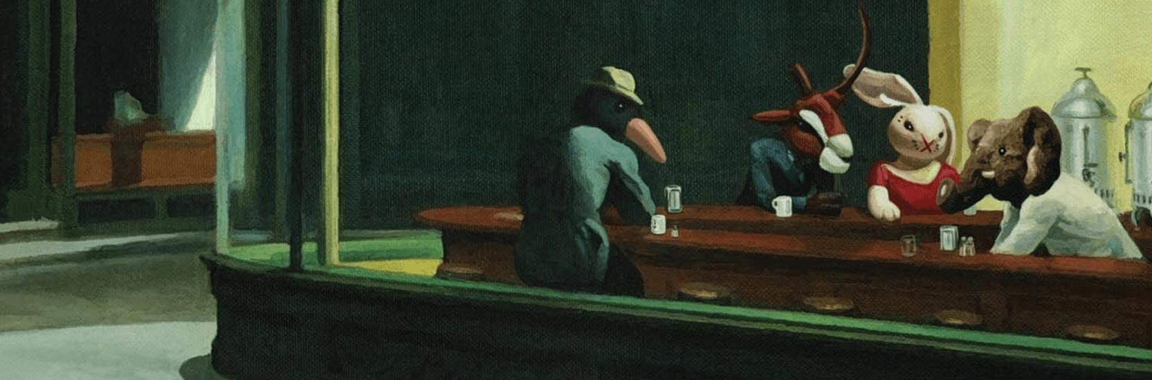"Amazon Studios et Conrad Vernon veulent animer ""Amberville""."