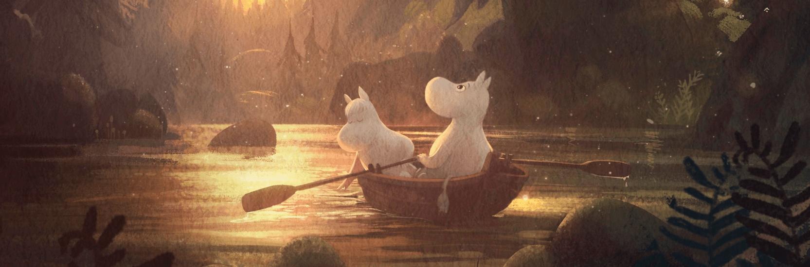 """Un financement participatif pour la nouvelle série """"Moomin"""" !"""