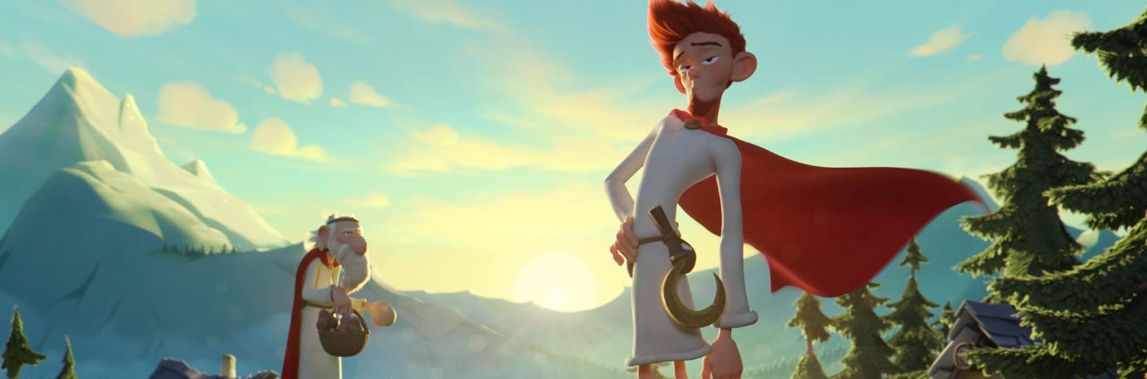 """Le plein d'infos sur """"Astérix 2"""" de Louis Clichy et Alexandre Astier !"""