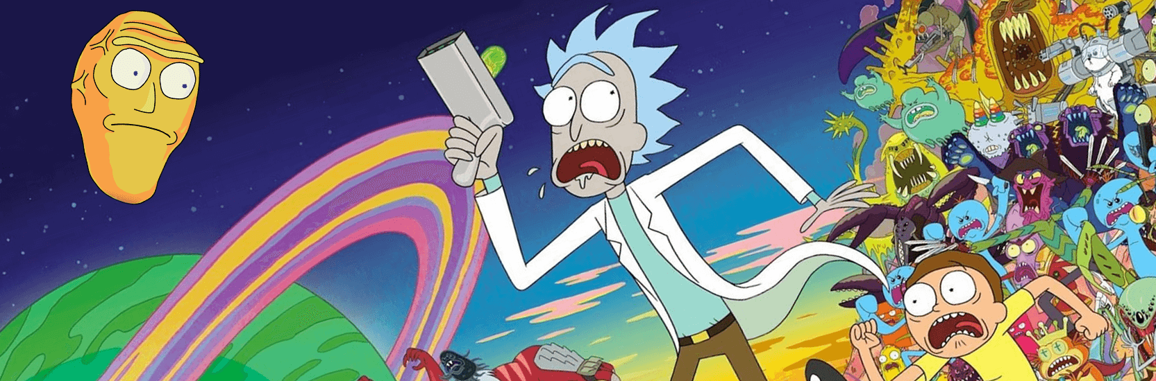 """Dan Harmon s'explique sur le retard de la saison 3 de """"Rick et Morty""""… qui a enfin une date de diffusion !"""