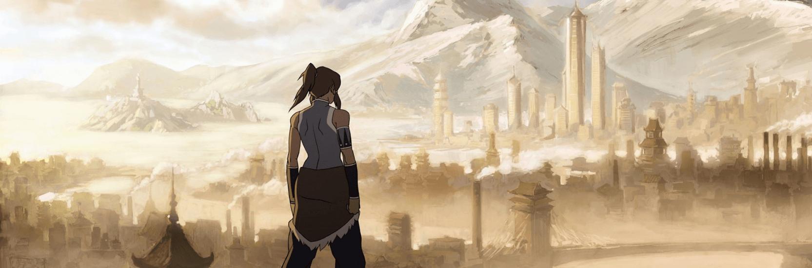 """Cet été, l'intégrale """"Avatar : la légende de Korra"""" débarque dans la case Ludo !"""