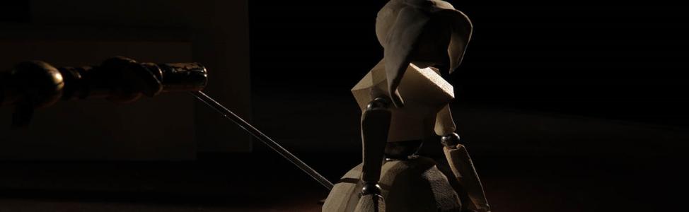 Court métrage – Ossa : naissance, vie et mort d'une marionnette
