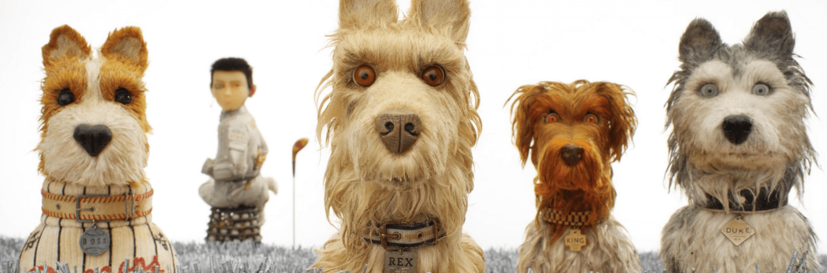 """Une bande-annonce pour """"Isle of Dogs"""" le nouveau Wes Anderson"""