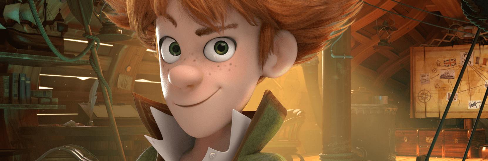 """Michel Hazanavicius rejoint l'écriture de """"Little Jules Verne"""", qui passe de la 2D à la 3D !"""