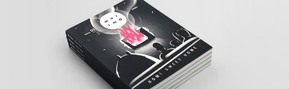 Les étrennes de LBA : Marimo, le nouveau magazine sur l'animation.