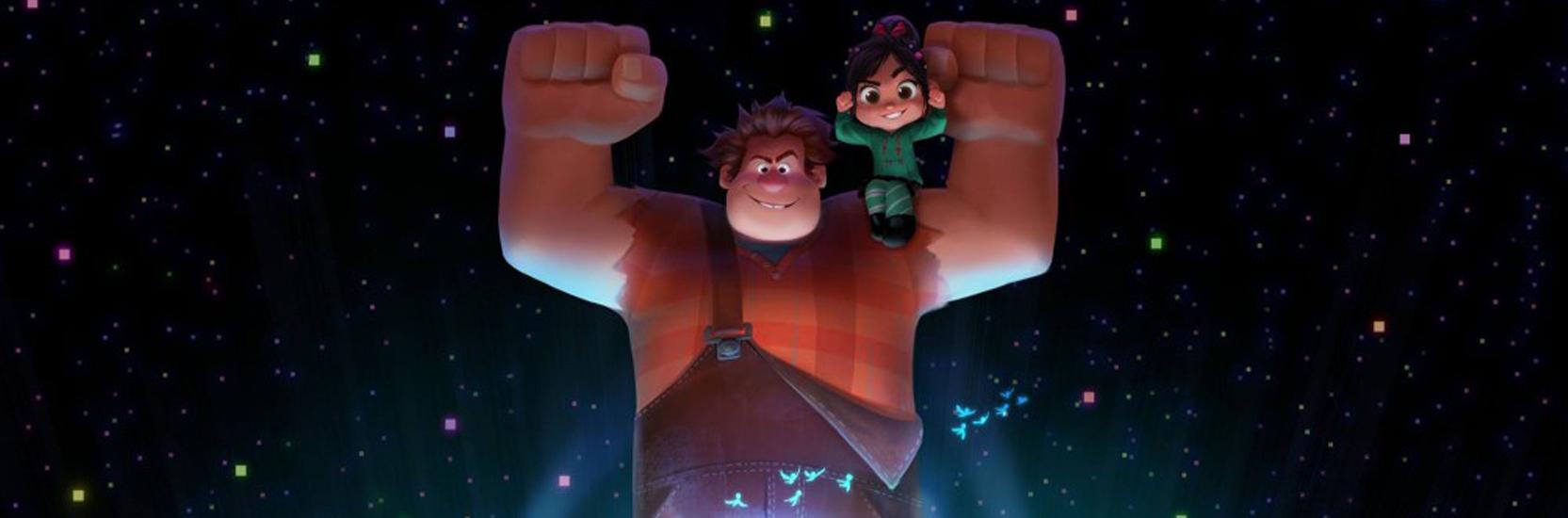 """Une bande-annonce pour """"Ralph 2.0"""", premier long-métrage Disney Animation de 2019."""